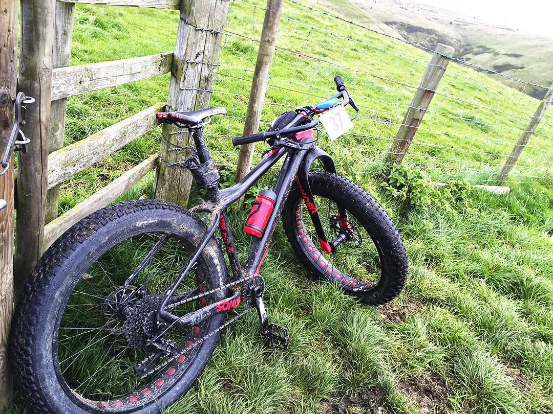 The Indian Fire Trail - Mountain Bike Blog | Breamish